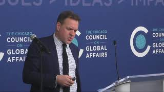 Niall Ferguson Lecture at Chicago Council on Global Affairs