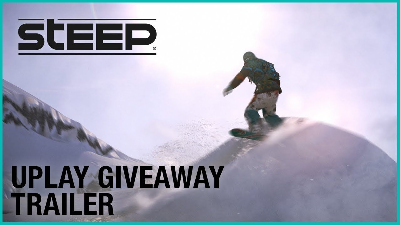 Get Steep for Free on Uplay PC For A Limited Time