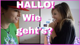 LEARN GERMAN FOR BEGINNERS (PARODY): Basic Conversation in German