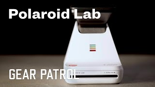 The Polaroid Lab Digital Photo Printer | Unboxing and Review