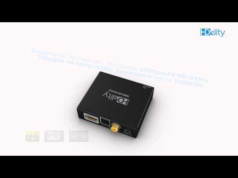 HDelity HDMI Audio Extractor (ARC)