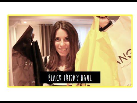 Black friday haul | ¿vlogmas?