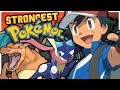 Who Is Ash Ketchum's Strongest Pokemon In Each Region?