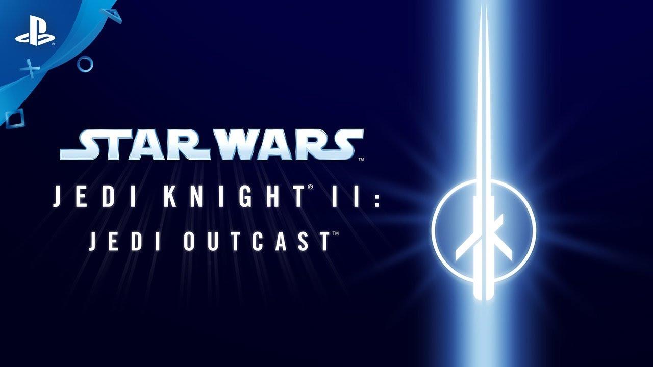 Star Wars Jedi Knight II: Jedi Outcast Chega Hoje Para PS4 Com Troféus!