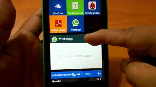 Getting WhatsApp to work on Nokia X, Nokia X2, Nokia XL