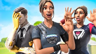 The Most Entertaining Trio Scrim Youll See Today | Bugha