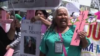 México Social - Violencia feminicida
