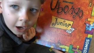 Ubongo Junior (Kosmos) - ab 5 Jahre - Kinderspiel - Gameplay TEIL 145