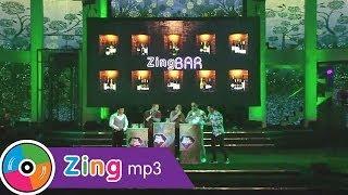 Zing Music Awards 2013 LK Bèo Dạt Mây Trôi,Yêu Nhau Ghét Nhau,Chúc Bé Ngủ Ngon