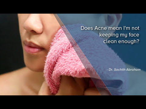 What Is Acne? - Manipal Hospital
