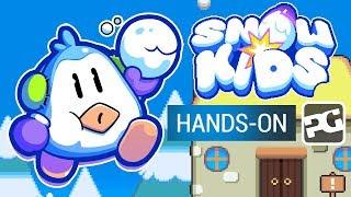 SNOW KIDS | Hands-On