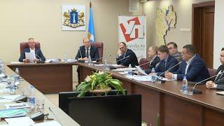 Депутаты бюджетного комитета заслушали Председателя Правительства Ульяновской области