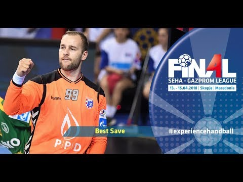 Final 4: Best save - Urh Kastelic (Vardar vs PPD Zagreb)