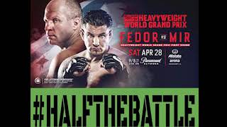 Bellator 198: Fedor vs Mir Preview & UFC AC Lee vs Barboza Recap on Half The Battle