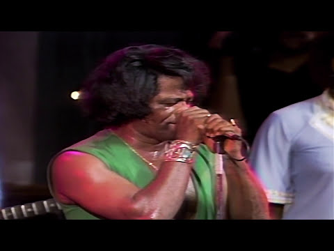 Michael Jackson On Stage With James Brown - HD