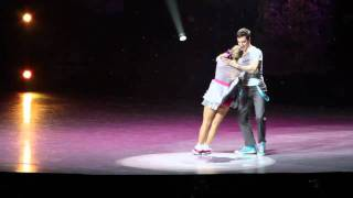 "SYTYCD7 Tour - Billy & Lauren ""Boogie Shoes"" HD (STL)"