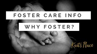 My first Video about Foster Care