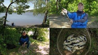 Рыбалка на тишковском водохранилище