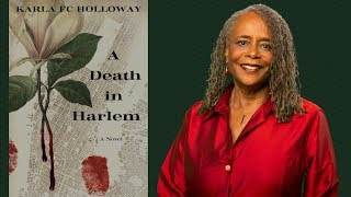 Dr. Karla Holloway one of eight featured authors at WNBA-Charlotte's Bibliofeast on Mon., Oct. 21