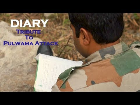 Dairy | A Soldiers Family | Emotional Short Film | Pulwama Based Story | Half Tickets