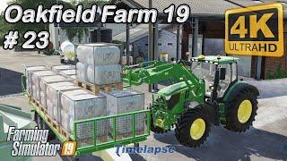 FS19 Mid West Horizon   EP #8   TIMELAPSE   Farming Simulator 19