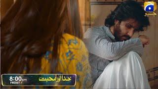 Khuda Aur Muhabbat Mega Episode 24 & 25 Teaser Promo Review Har Pal Geo Drama -Khuda Aur Muhabbat Ep