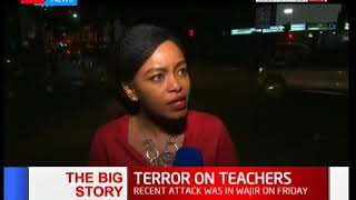 The Big Story: Terror on teachers