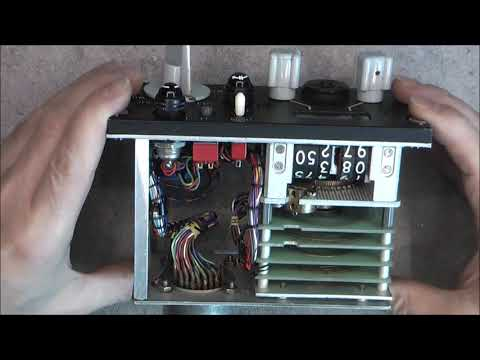 Royal Air Force  Communications control box teardown