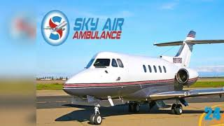 Rent Air Ambulance in Mumbai Any-time at the Lowest Price