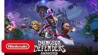 videó Dungeon Defenders: Awakened