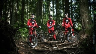 OVERHEARD: Specialized Racing Downhill Team in Port Angeles, WA