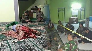 Seorang Pria Tewas Dibacok di Masjid saat Salat Isya Berjamaah, Pelaku Sudah Diketahui