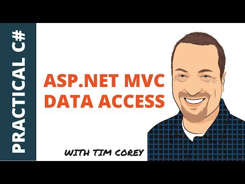 ASP.NET MVC Data Access In C# - The Complete Data Path From Database To Display And Back Mp3