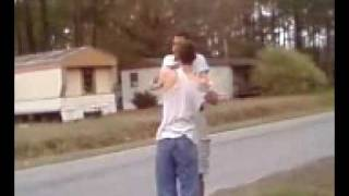 Trailer park beatdown 2