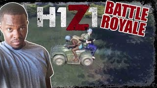 DON'T LISTEN TO MIZOO!! - H1Z1 Battle Royale Gameplay
