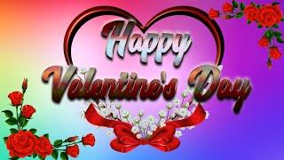 💖 HAPPY VALENTINE'S DAY  2020 💖 LOVE STORY 💖