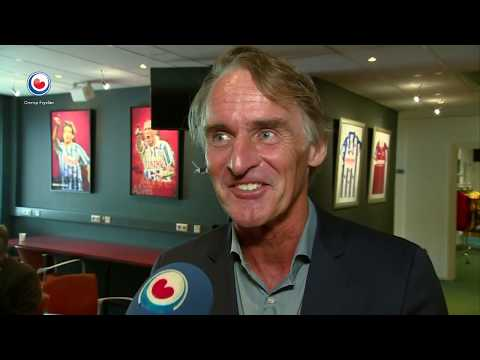Jan Olde Riekerink nije trainer SC Heerenveen
