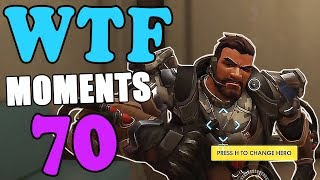 Overwatch WTF Moments Ep.70