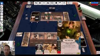 SW Destiny Gameplay - Mill - Yoda Cassian Anakin