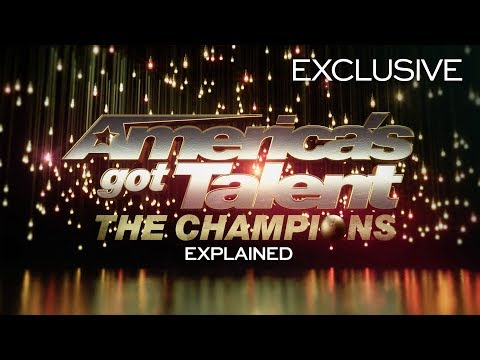 What Is America's Got Talent: The Champions? – America's Got Talent 2018