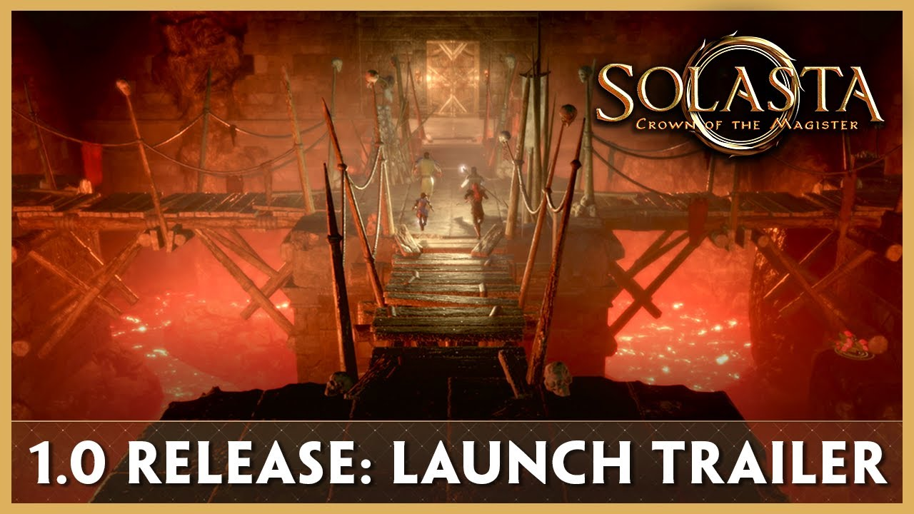 1.0 Release - Launch Trailer