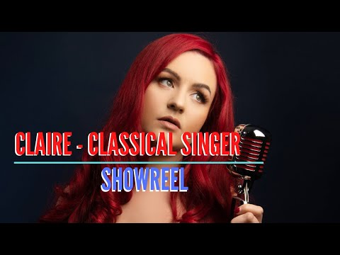 Claire - Classical Singer Video