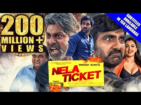 Download Nela Ticket (2019) New Released Hind Dubbed Movie | Ravi Teja, Malvika Sharma, Jagapathi Babu HD Mp4 3GP Video and MP3