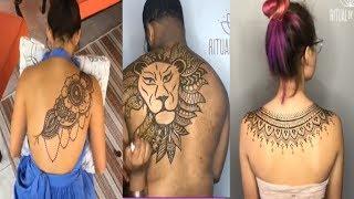 💓 Henna Tattoo Art 💓 | BEST HENNA Compilation 2017