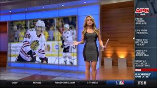 Molly McGrath Beautiful Legs (FS1)