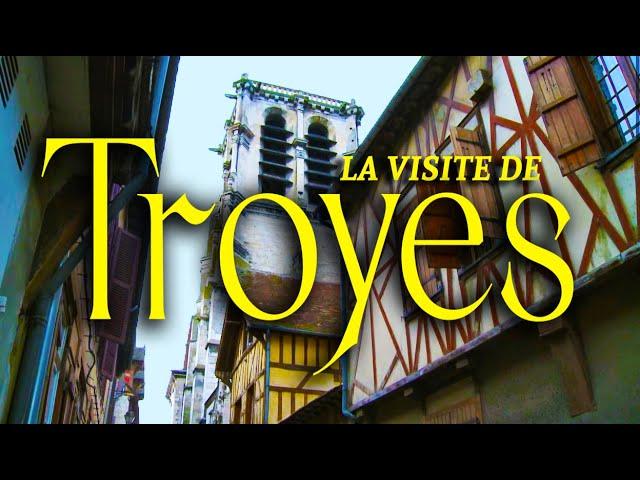 Fransızca'de Troyes Video Telaffuz