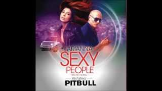 Sexy People- Pitbull,Arianna (The Fiat Song) (Original)