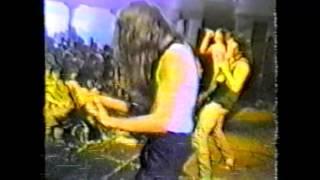 EvilDead - Live 1988 Eagles Ballroom, Milwaukee