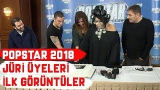 Popstar 2018 Başlıyor! İşte Yeni Jüri Üyeleri - İLK GÖRÜNTÜLER / Popstar