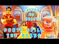 Beauty & The Beast Don't Spill The Beans Game! With Belle, Beast & Gaston! Learn Numbers!